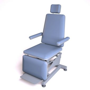 ЛОР-кресло пациента