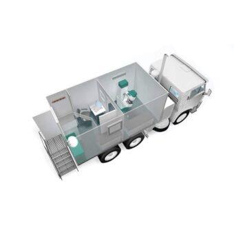 АВТОГРАФ – передвижной рентгеновский комплекс