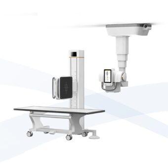 <b>МЕДИГРАФ</b> – комплекс рентгенодиагностический цифровой