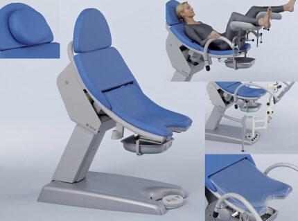 Кресло гинекологическое Schmitz Arco 114.495